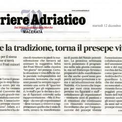 Corriere Adriatico 12.12.2017. (1)