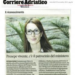Corriere Adriatico 28.11.2018 (2)