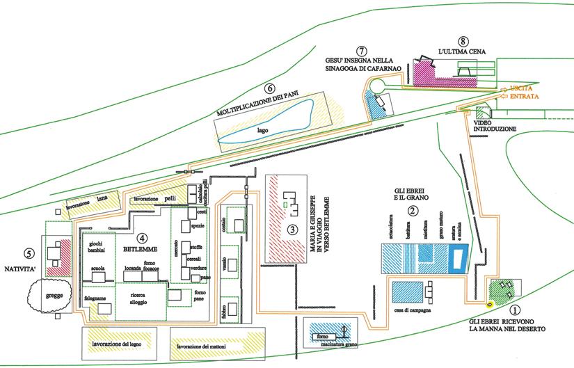 Mappa 29^Edizione